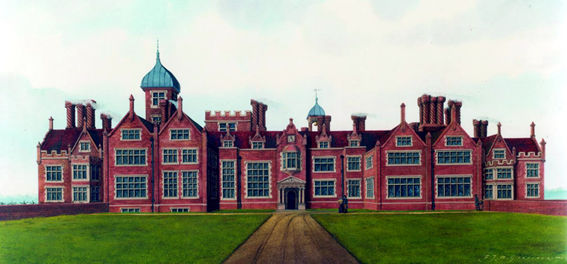 Old Thorndon Hall