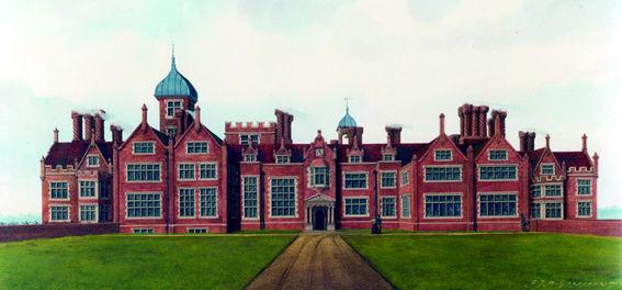 Old Thorndon Hall